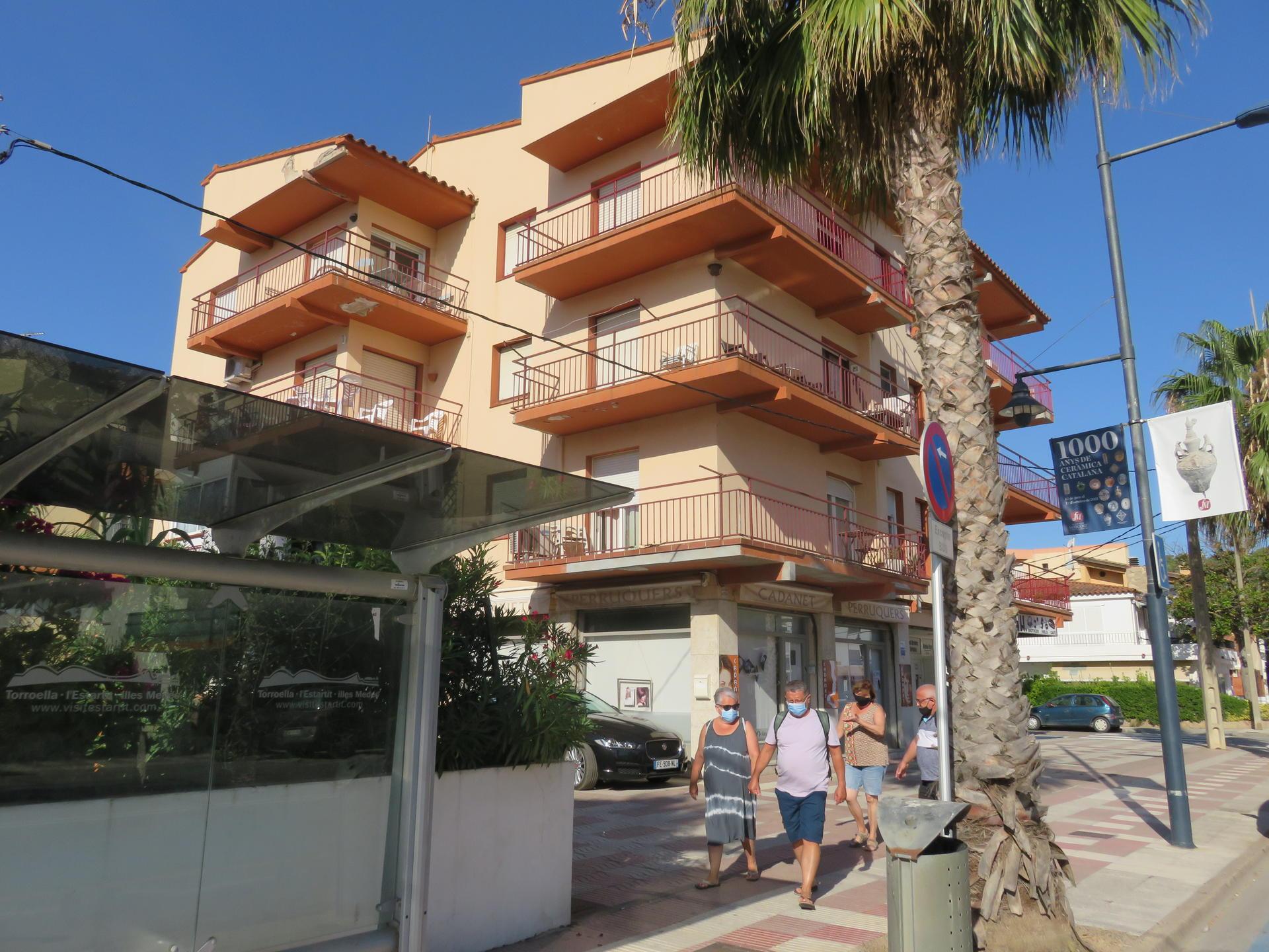 Apartamento -                                       L´estartit -                                       2 dormitorios -                                       0 ocupantes